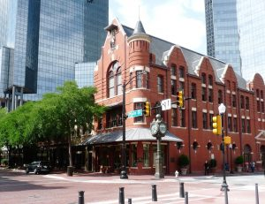 Downtown Fort Worth, Texas - Tarrant County