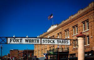 Fort Worth Stockyards - Tarrant County